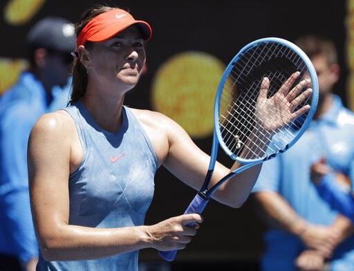Australian Open: Sharapova, Nadal thắng trắng trong trận ra quân - Ảnh 1.