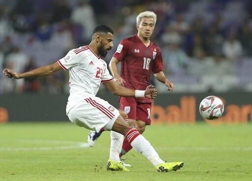 UAE 1-1 Thái Lan: Dắt tay nhau đi tiếp - Ảnh 5.