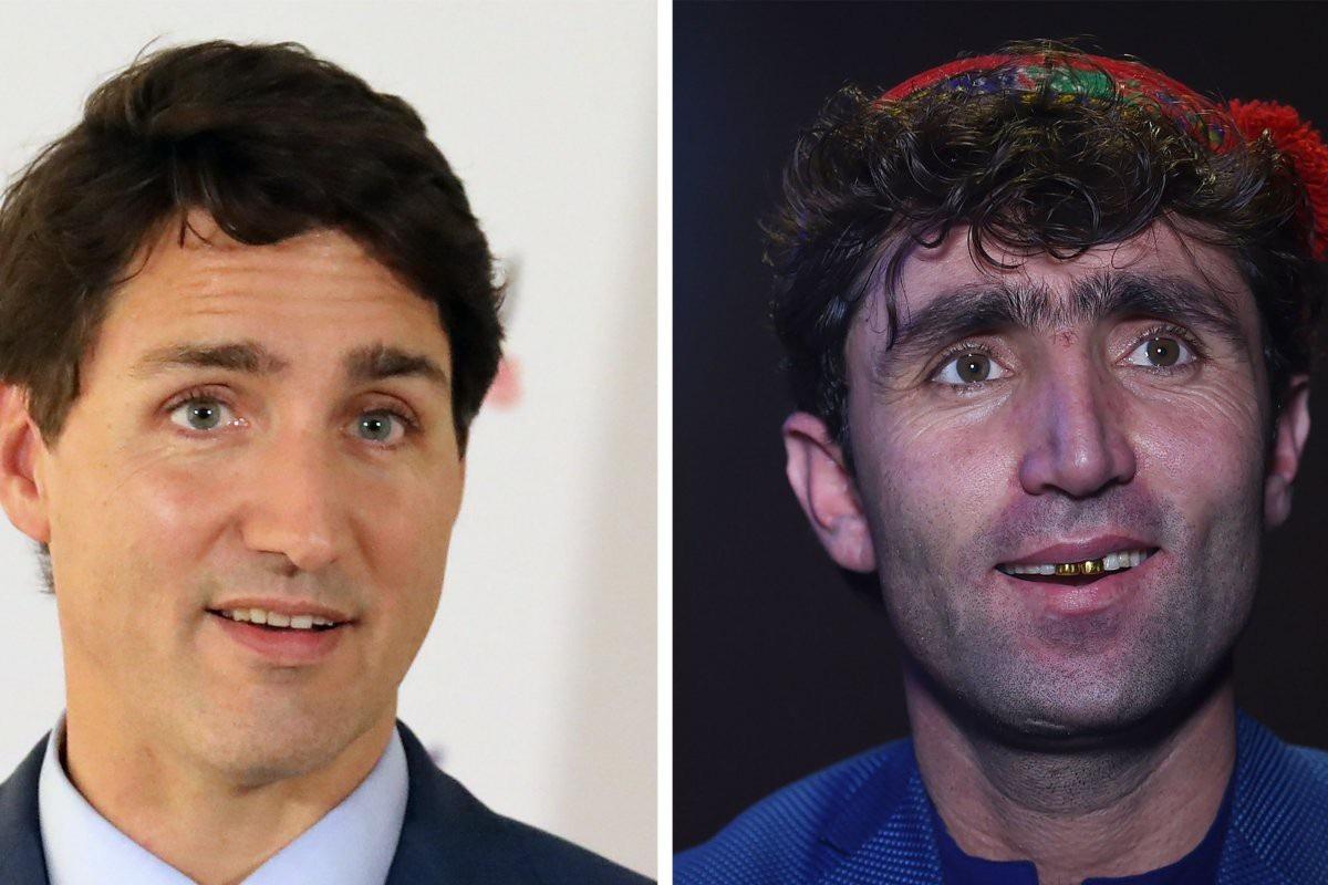 Ca sĩ đám cưới bất ngờ nổi tiếng vì quá giống Thủ tướng Canada Trudeau - Ảnh 1.