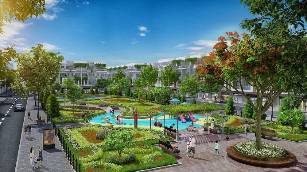 Him Lam Green Park gây ấn tượng ngay trong ngày đầu ra mắt dự án - Ảnh 3.
