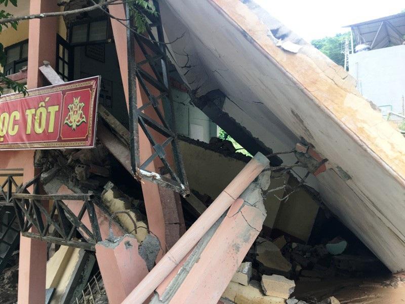 Thanh Hóa đầu tư gần 30 tỷ đồng khắc phục khẩn cấp trường bị ảnh hưởng mưa lũ - Ảnh 1.