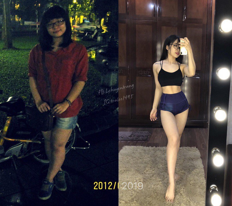 Ấm ức vì bạn trai bỏ, cô gái thay đổi ngoạn mục sau 10 năm - Ảnh 5.