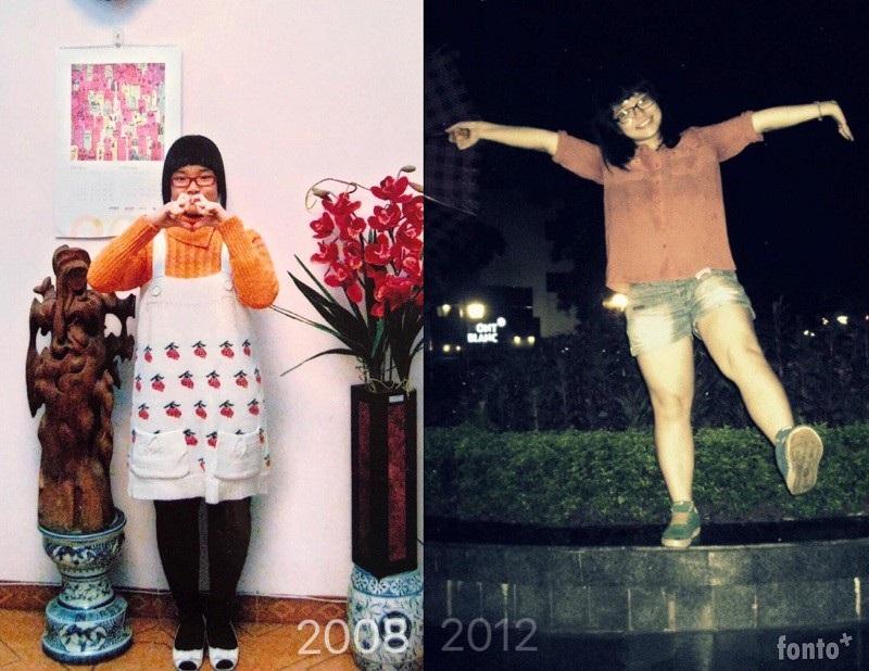 Ấm ức vì bạn trai bỏ, cô gái thay đổi ngoạn mục sau 10 năm - Ảnh 2.