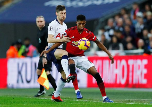 Tottenham 0-1 Man Utd: Rashford, De Gea lập chiến công - Ảnh 10.