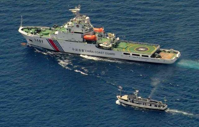 Các nước tăng cường sức mạnh cảnh sát biển đối phó Trung Quốc trên Biển Đông - Ảnh 2.