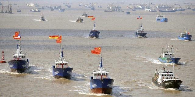 """Philippines """"tố"""" quân đội Trung Quốc ngụy trang thành ngư dân tại Trường Sa - Ảnh 1."""
