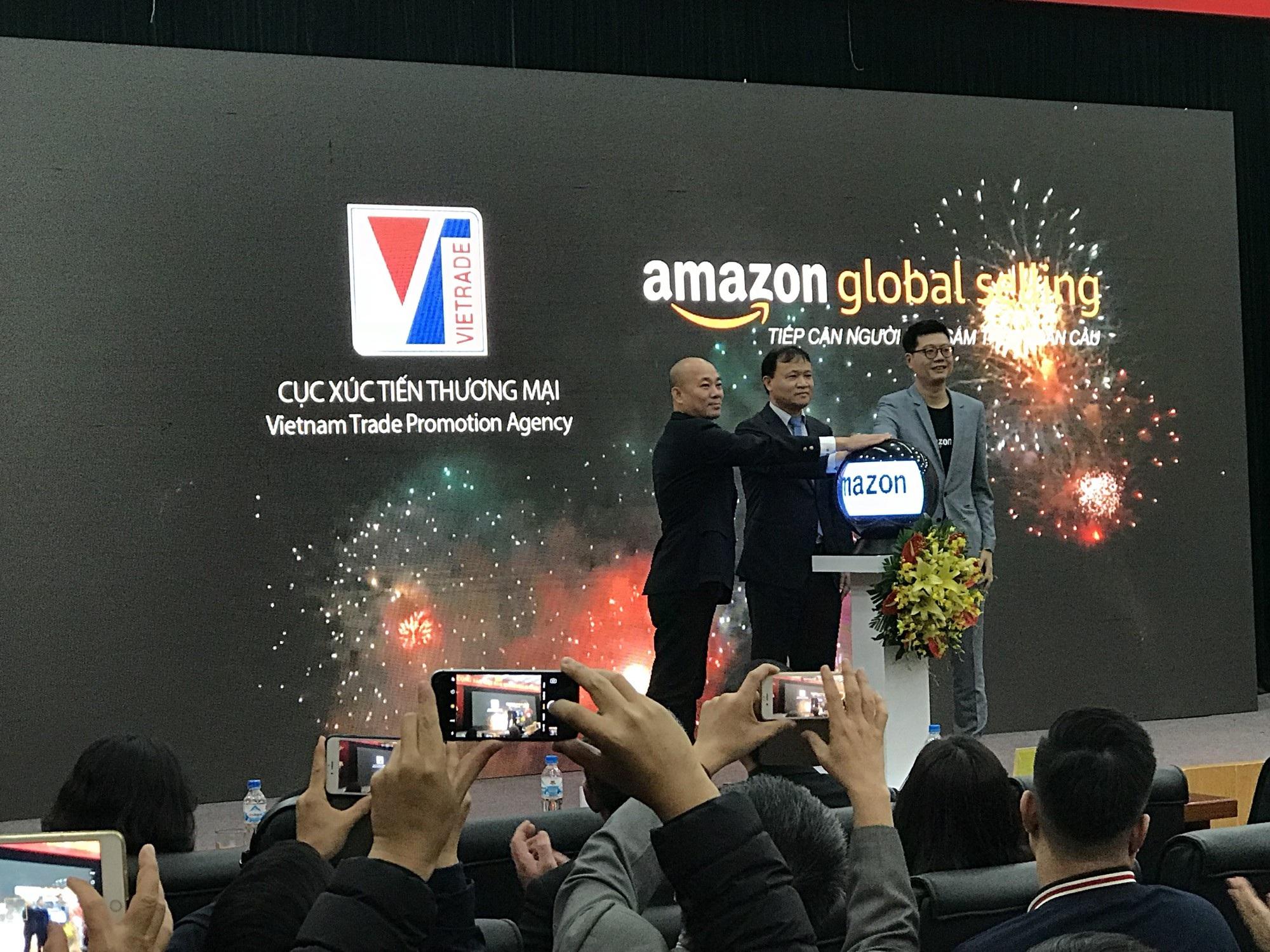 Doanh nghiệp Việt có cơ hội tiếp cận 300 triệu khách hàng trên Amazon - Ảnh 1.