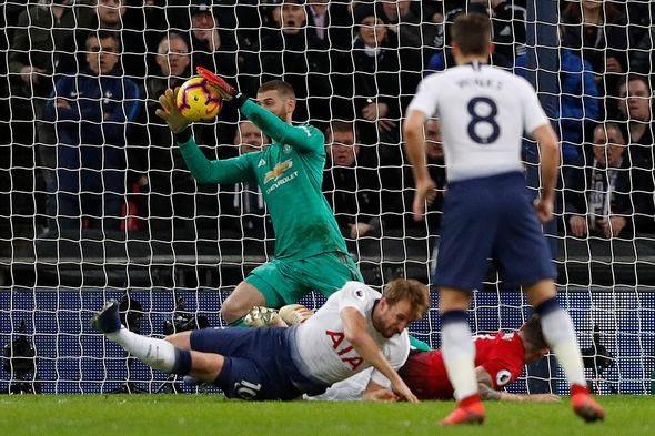 Tottenham 0-1 Man Utd: Rashford, De Gea lập chiến công - Ảnh 3.