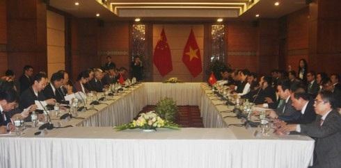 Việt Nam - Trung Quốc đàm phán về biên giới lãnh thổ - Ảnh 1.