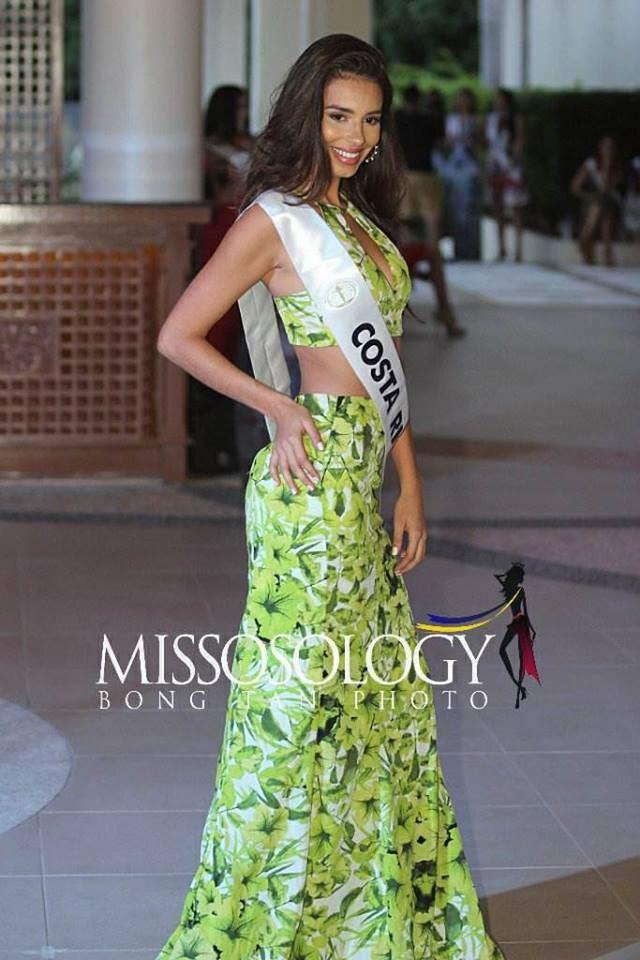 Đọ nhan sắc của Ngân Anh với thí sinh của cuộc thi Hoa hậu liên lục địa 2018 - Ảnh 49.