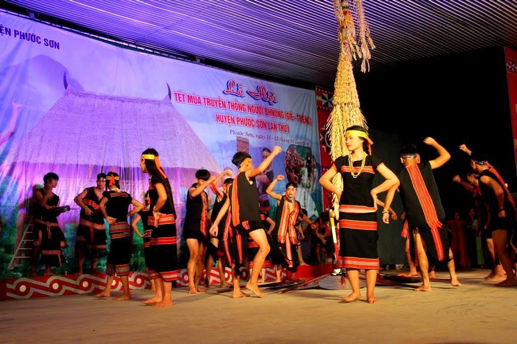Khám phá lễ hội tết mùa của đồng bào vùng cao Quảng Nam - Ảnh 3.