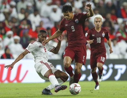 UAE 1-1 Thái Lan: Dắt tay nhau đi tiếp - Ảnh 3.