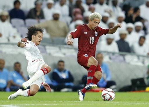 UAE 1-1 Thái Lan: Dắt tay nhau đi tiếp - Ảnh 2.