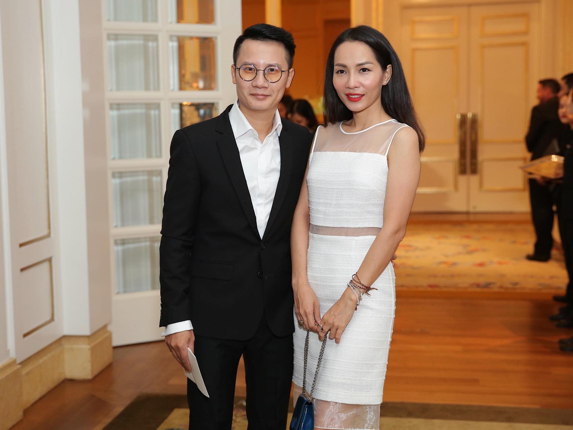 Cuối năm tất bật, dàn sao Việt vẫn dành thời gian đến dự đám cưới Lê Hiếu - Ảnh 4.