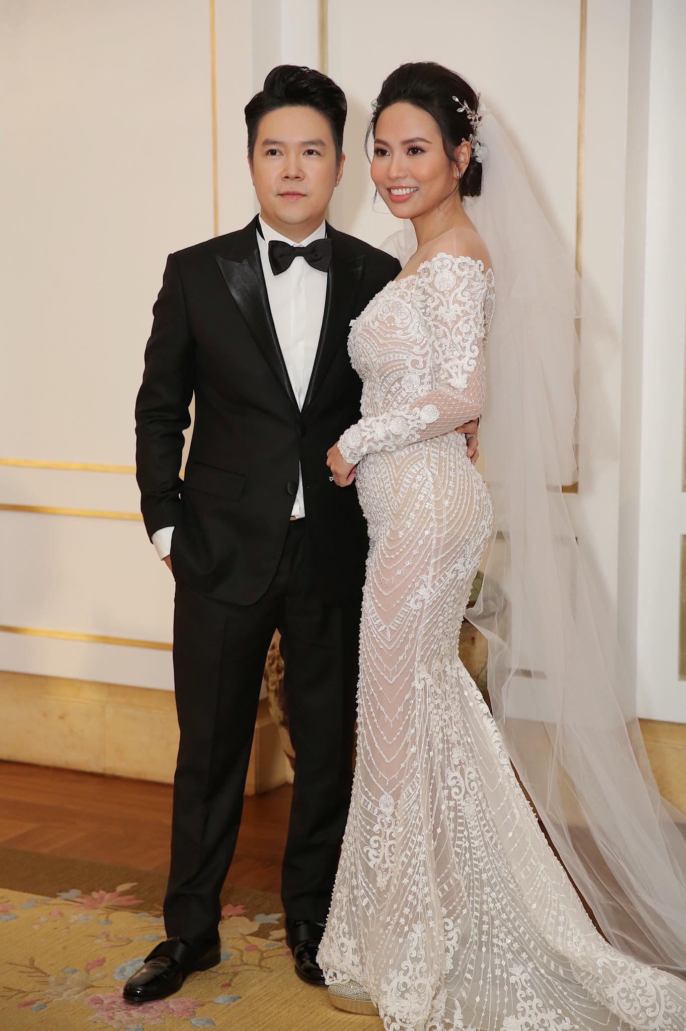 Cuối năm tất bật, dàn sao Việt vẫn dành thời gian đến dự đám cưới Lê Hiếu - Ảnh 2.