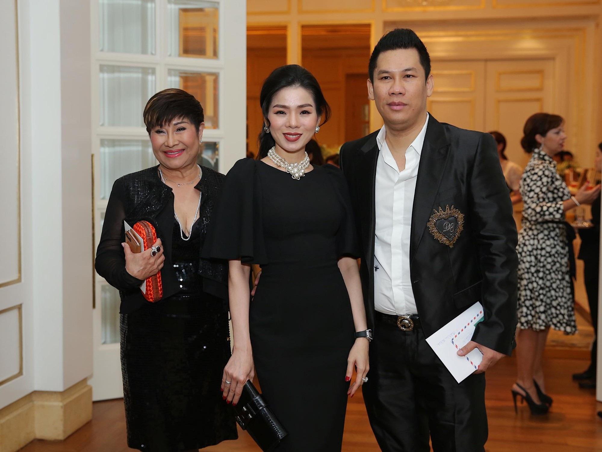 Cuối năm tất bật, dàn sao Việt vẫn dành thời gian đến dự đám cưới Lê Hiếu - Ảnh 16.