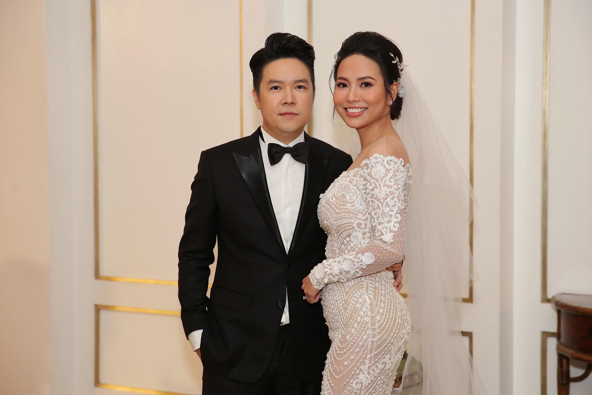 Cuối năm tất bật, dàn sao Việt vẫn dành thời gian đến dự đám cưới Lê Hiếu - Ảnh 3.