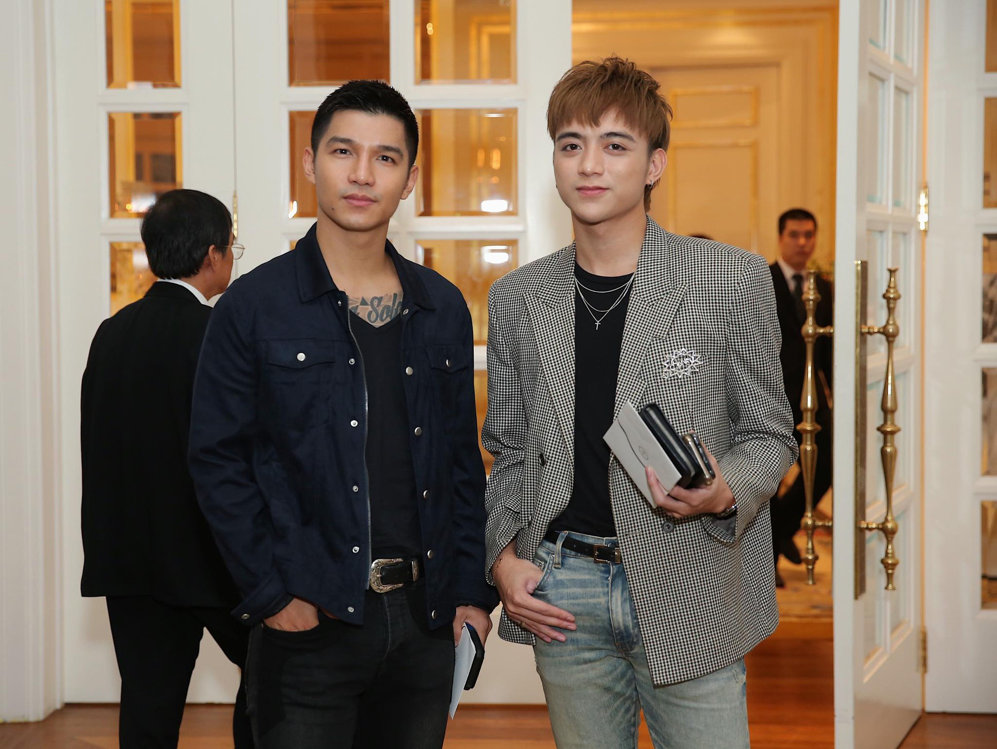 Cuối năm tất bật, dàn sao Việt vẫn dành thời gian đến dự đám cưới Lê Hiếu - Ảnh 12.