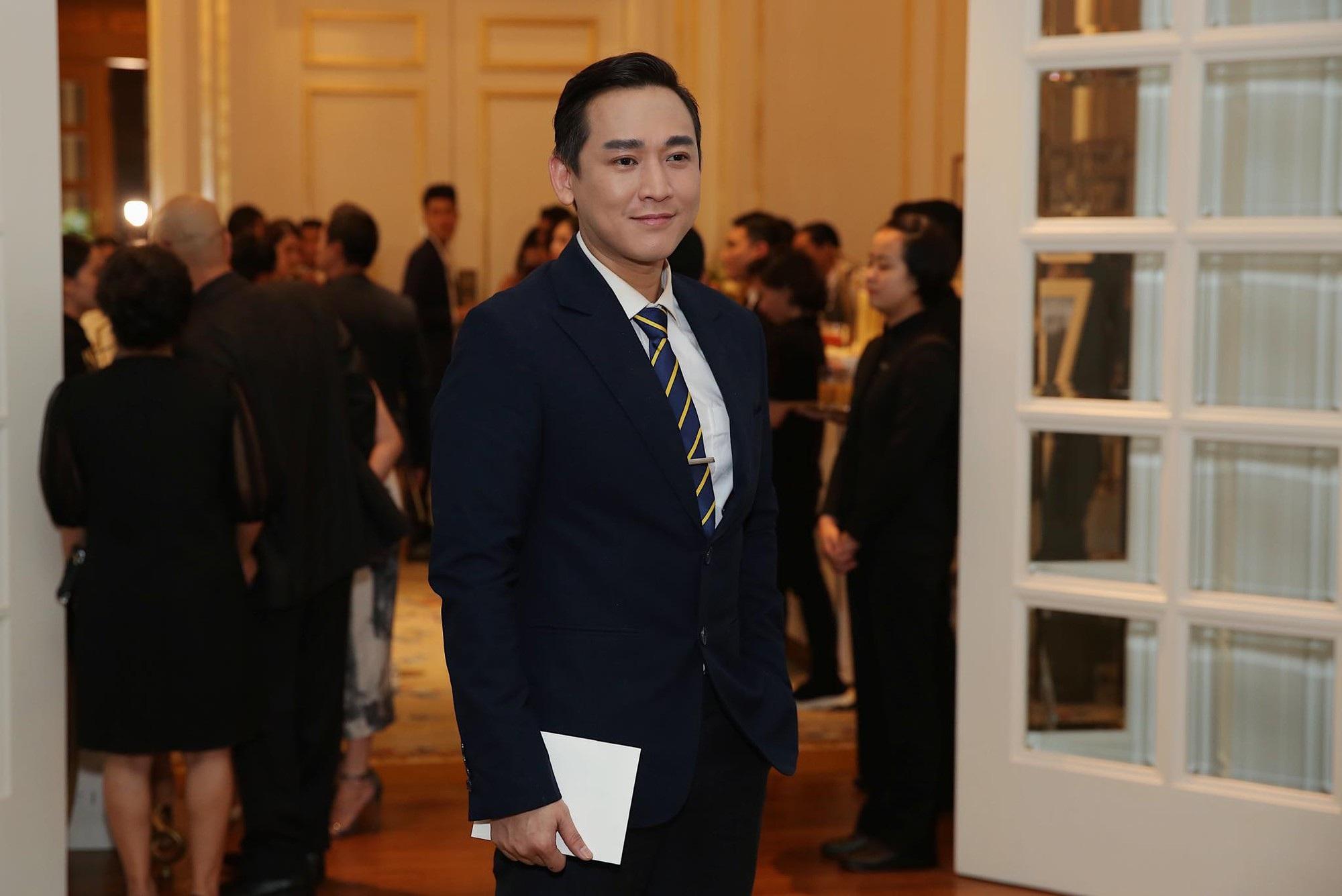Cuối năm tất bật, dàn sao Việt vẫn dành thời gian đến dự đám cưới Lê Hiếu - Ảnh 13.