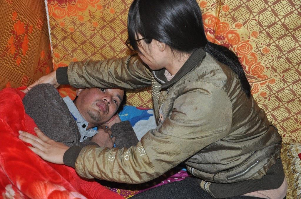 Hơn 132 triệu đồng đến với gia đình em Mai Thị Chiên - Ảnh 1.