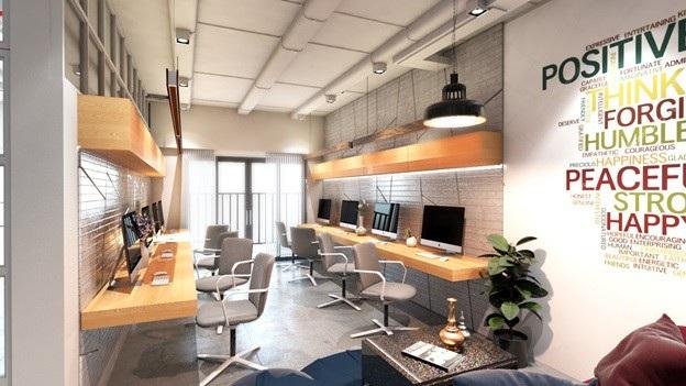 Không gian làm việc linh hoạt bùng nổ, thay đổi cục diện thị trường văn phòng cho thuê - Ảnh 1.