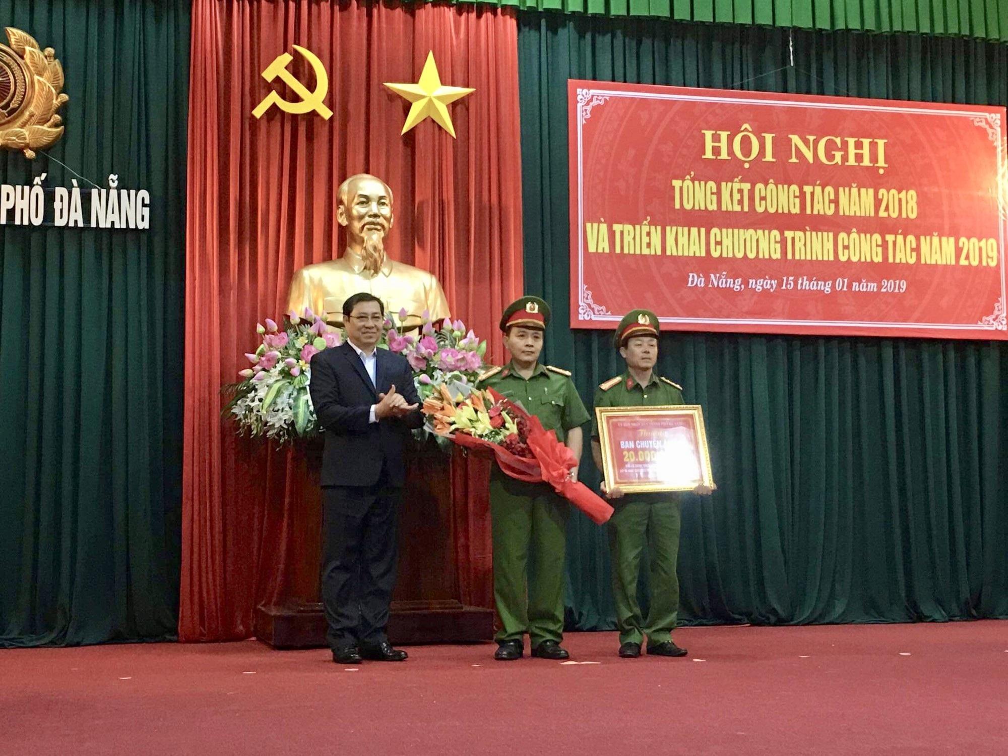Lời khai của nghi phạm thực hiện vụ cướp chỉ trong 27 giây ở Đà Nẵng - Ảnh 1.
