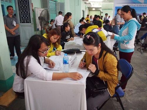 TP HCM: Thị trường lao động cần nhiều nhân lực tay nghề cao - Ảnh 1.