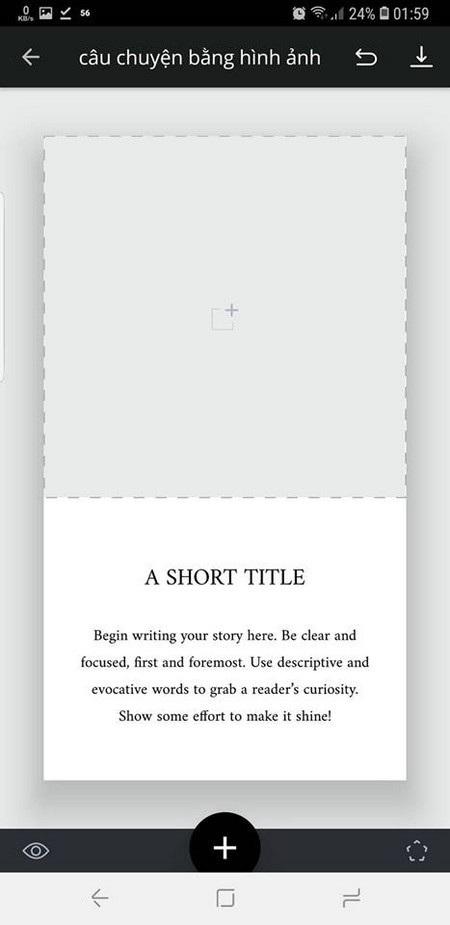Hướng dẫn tự tạo những câu chuyện bằng hình ảnh của chính bạn hết sức độc đáo - Ảnh 3.
