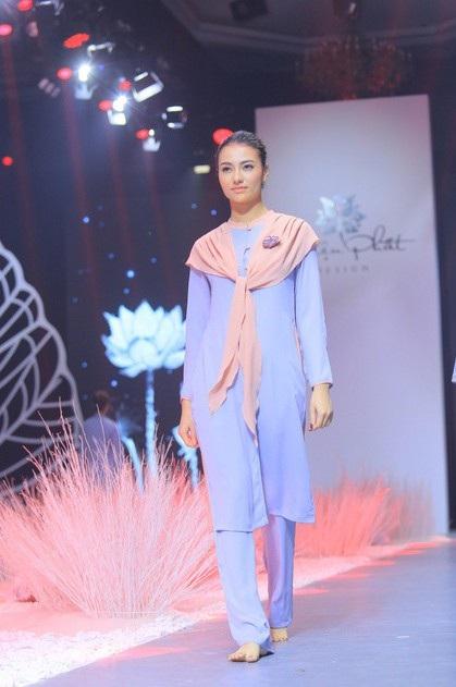 Thiên Hương diện trang phục cô dâu của Thiện Phát Design - Ảnh 2.