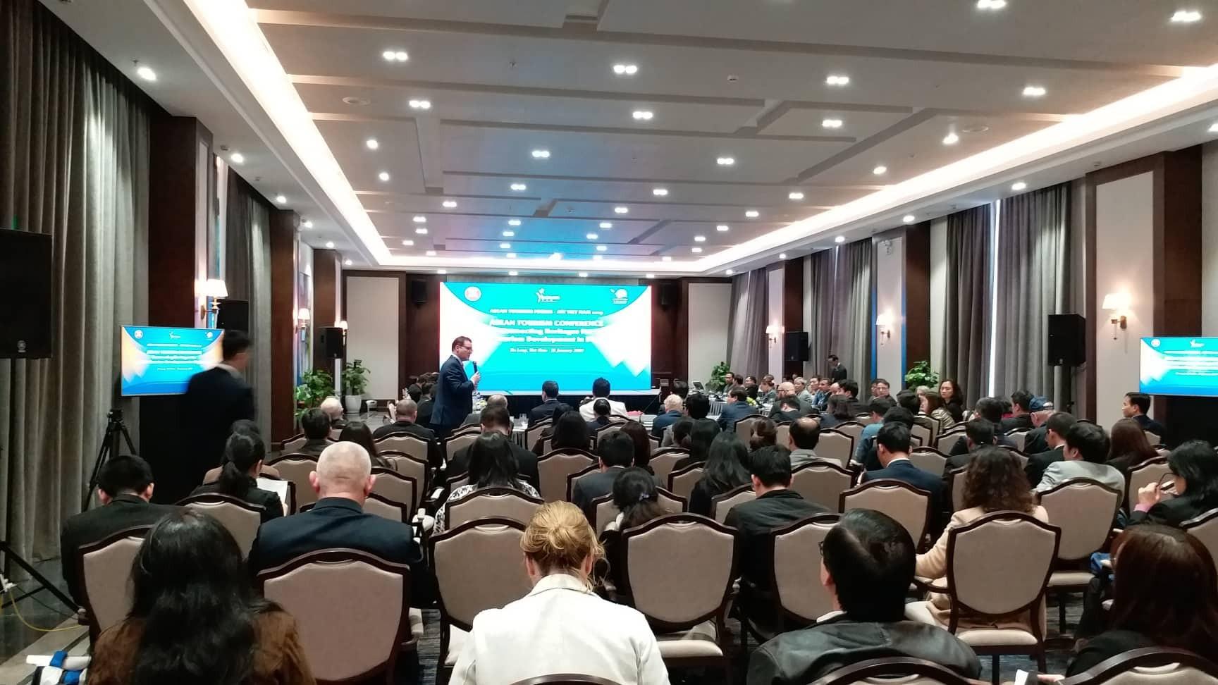 Hội nghị du lịch ASEAN (ATC), kết nối di sản và phát triển du lịch trong thời đại số - Ảnh 1.
