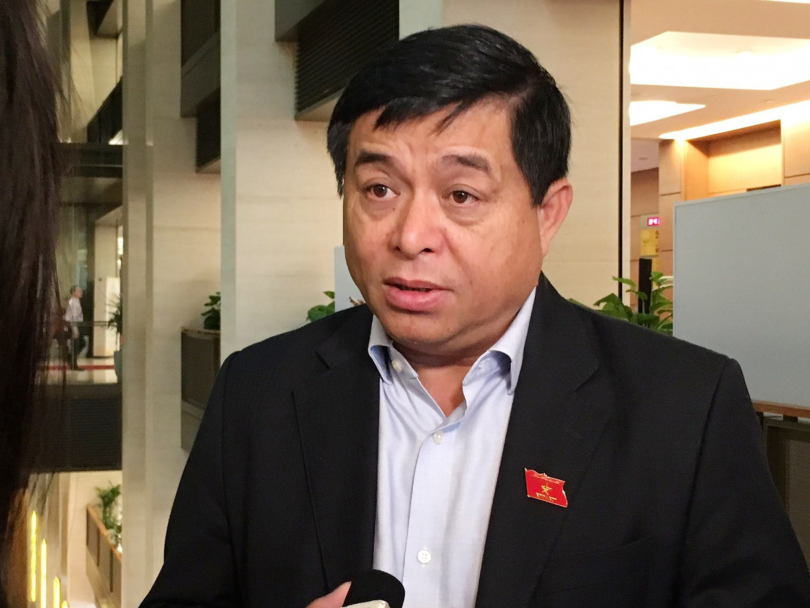 Bộ trưởng Bộ Kế hoạch: Không thể để kinh tế 4.0 mà quản lý chỉ 1.0 - Ảnh 1.