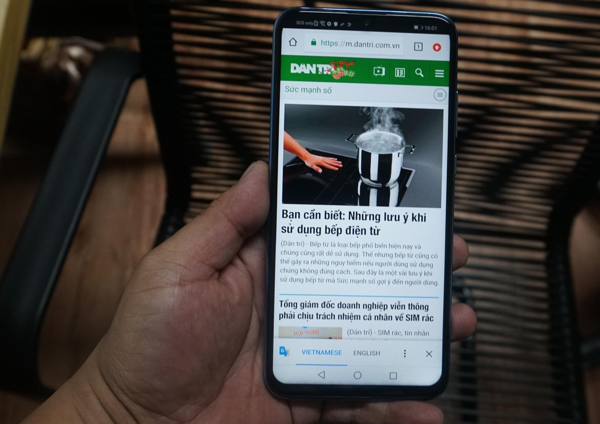 Đập hộp Honor 10 Lite - smartphone tầm trung sắp bán ở Việt Nam với giá khoảng 5 triệu đồng - Ảnh 12.