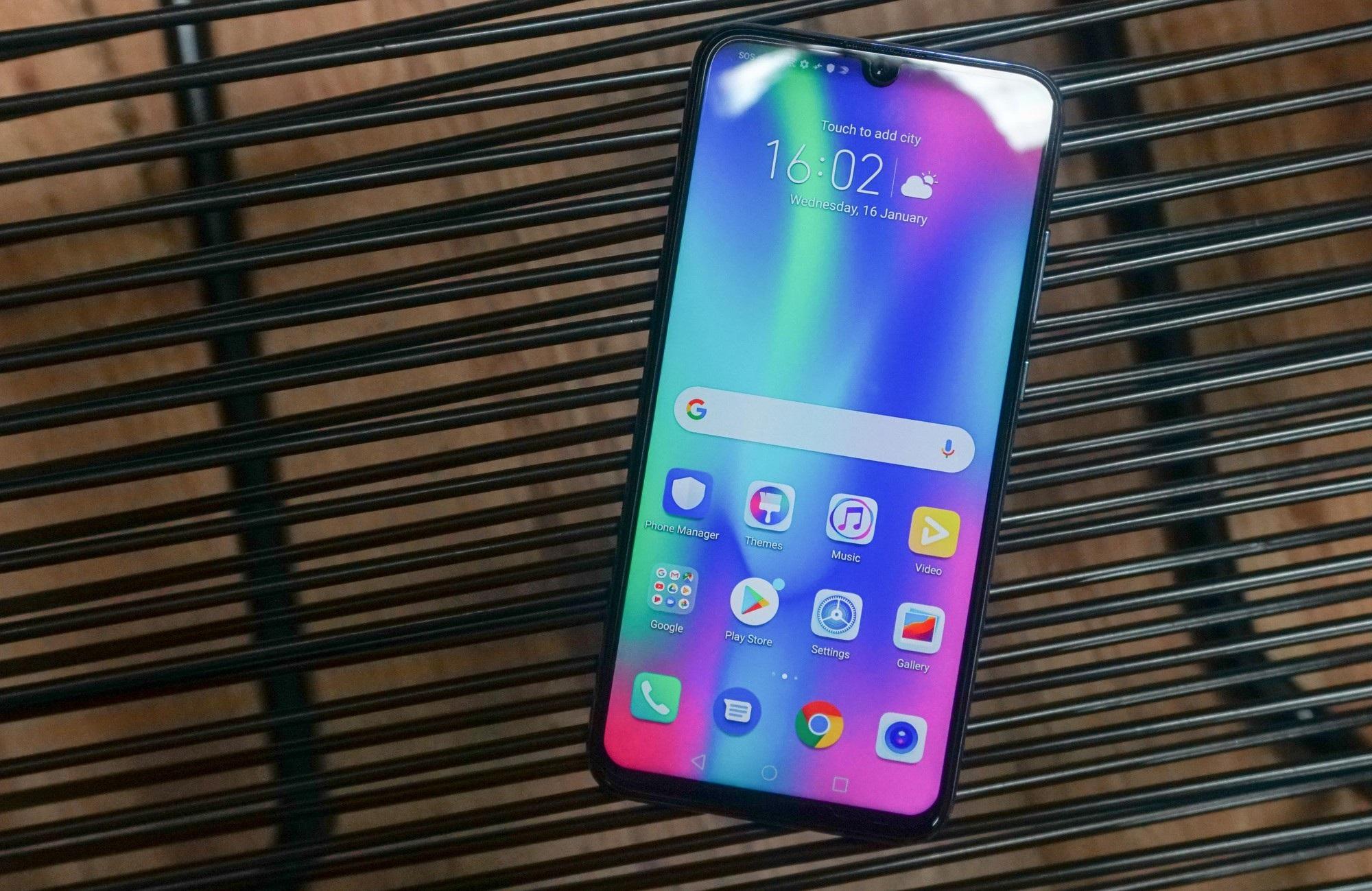Đập hộp Honor 10 Lite - smartphone tầm trung sắp bán ở Việt Nam với giá khoảng 5 triệu đồng - Ảnh 5.