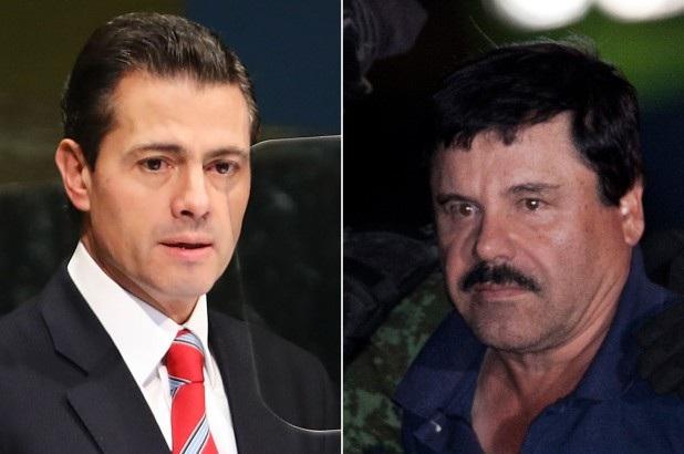 Cựu Tổng thống Mexico bị cáo buộc nhận 100 triệu USD từ trùm ma túy El Chapo - Ảnh 1.