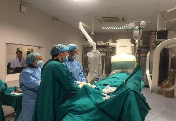 Cơ hội mới cho bệnh nhân khi thăm khám, điều trị tại Bệnh viện Tim Hà Nội - Ảnh 2.