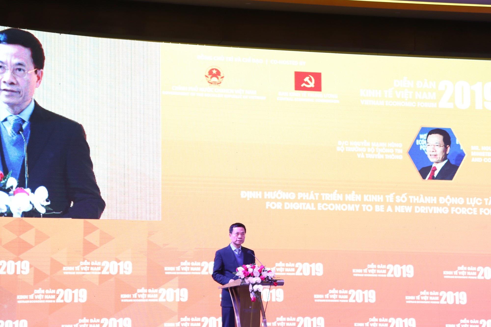 Bộ trưởng Nguyễn Mạnh Hùng: Chấp nhận cái mới, người tài toàn cầu sẽ về Việt Nam - Ảnh 1.