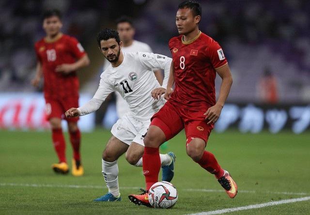 Chấm điểm trận Việt Nam 2-0 Yemen: Ngày của Song Hải - Ảnh 2.