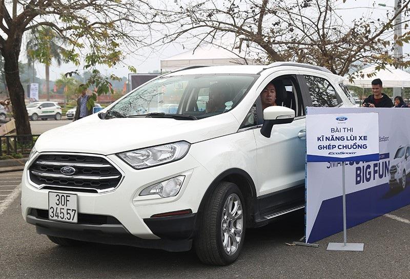 Ford tri ân khách hàng EcoSport với Small SUV BIG FUN - Ảnh 2.