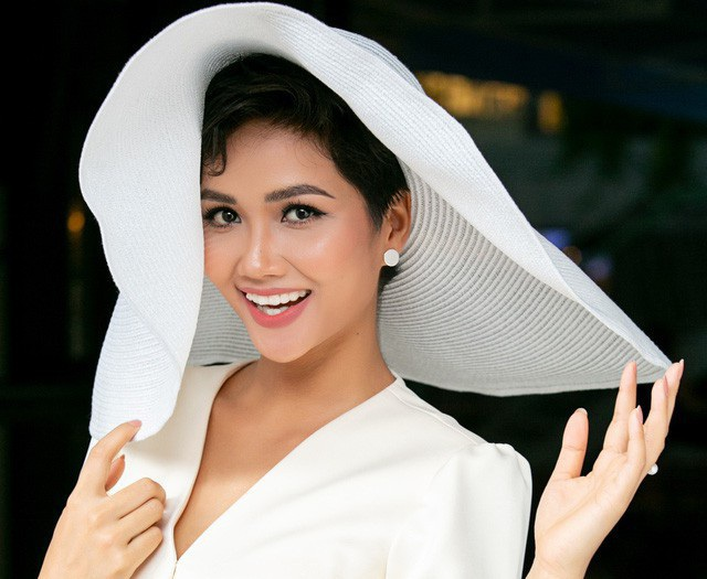Hoa hậu HHen Niê lọt vào danh sách ứng viên Gương mặt trẻ VN tiêu biểu 2018 - 2