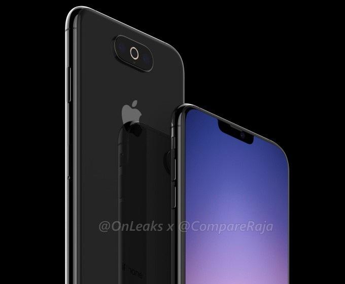 """Lộ ảnh bản dựng hoàn chỉnh iPhone XI: Thay đổi thiết kế camera, """"tai thỏ"""" nhỏ hơn - Ảnh 2."""