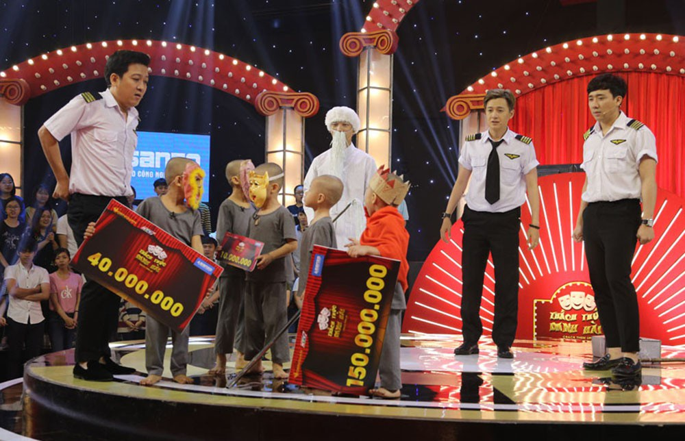 5 chú tiểu nhóm Bồng Lai phá kỷ lục, thi 10 vòng thắng 200 triệu đồng - Ảnh 9.