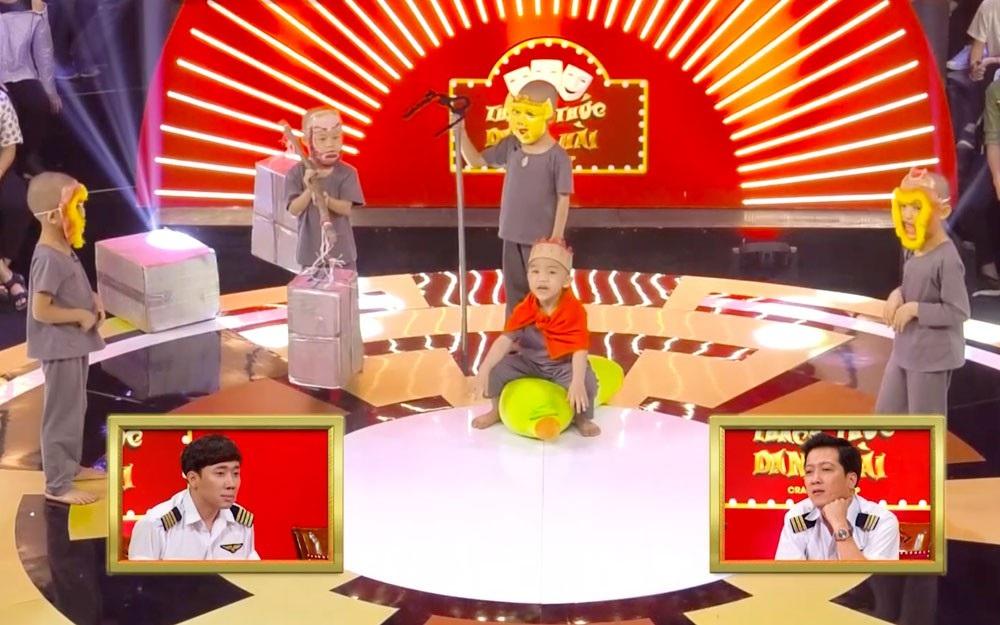 5 chú tiểu nhóm Bồng Lai phá kỷ lục, thi 10 vòng thắng 200 triệu đồng - Ảnh 4.
