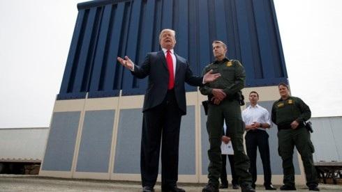 Tường biên giới, đóng cửa Chính phủ và tính toán của Tổng thống Trump - Ảnh 1.