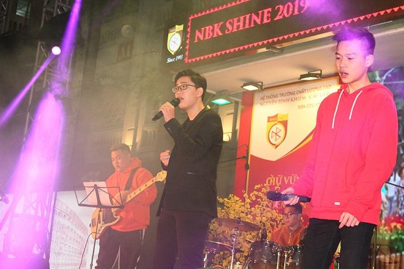 Chung kết cuộc thi học sinh giỏi giang - tài năng - thanh lịch trường Nguyễn Bỉnh Khiêm - Ảnh 10.