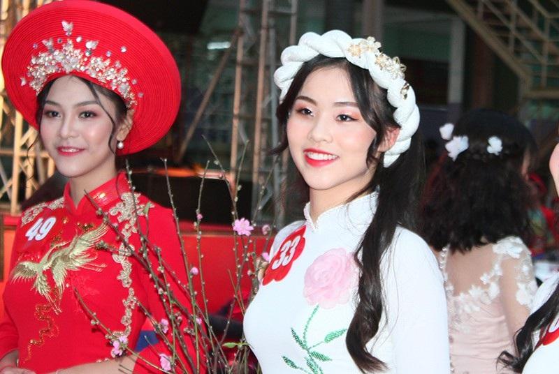 Chung kết cuộc thi học sinh giỏi giang - tài năng - thanh lịch trường Nguyễn Bỉnh Khiêm - Ảnh 2.