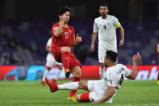 Đội tuyển Việt Nam rơi vào nhánh đấu tử thần ở Asian Cup 2019 - Ảnh 3.