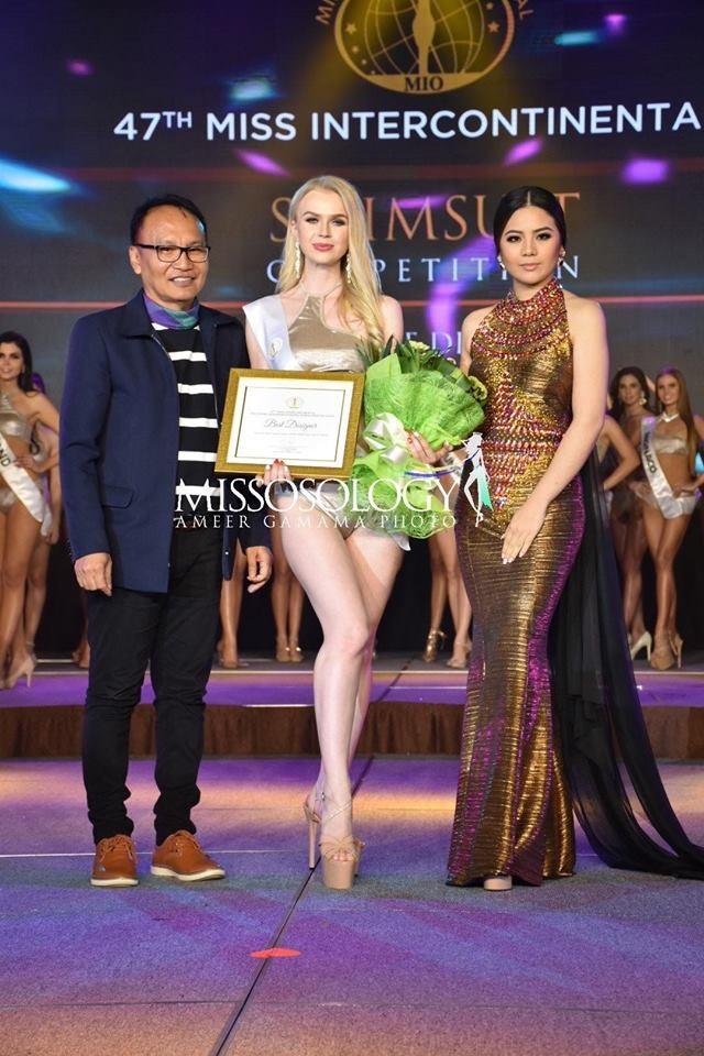 Ngân Anh trắng tay trong các phần thi phụ tại Hoa hậu liên lục địa 2018 - Ảnh 6.