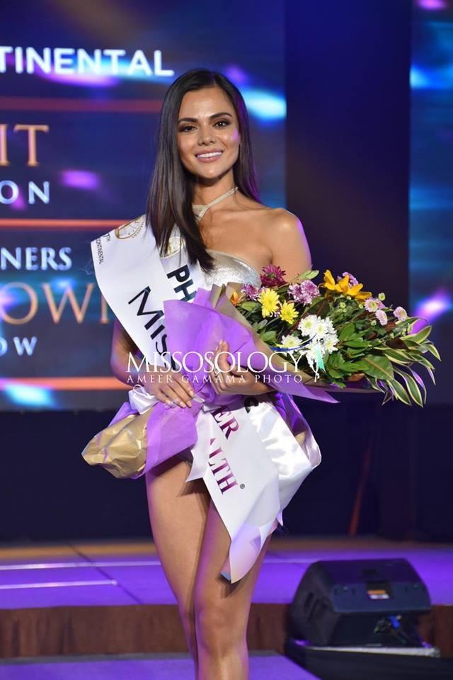 Ngân Anh trắng tay trong các phần thi phụ tại Hoa hậu liên lục địa 2018 - Ảnh 5.