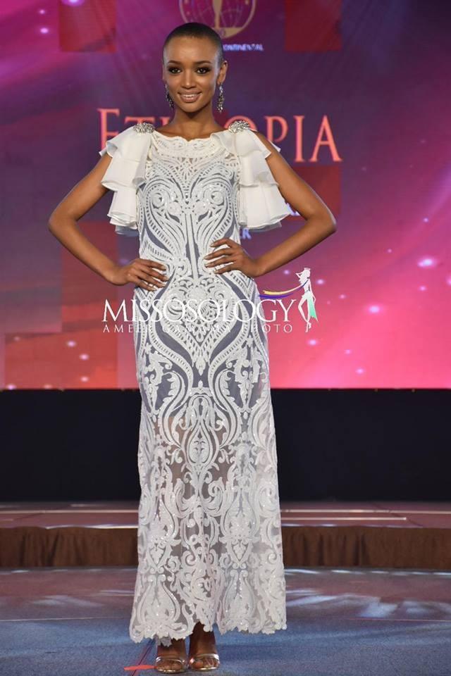 Ngân Anh trắng tay trong các phần thi phụ tại Hoa hậu liên lục địa 2018 - Ảnh 64.