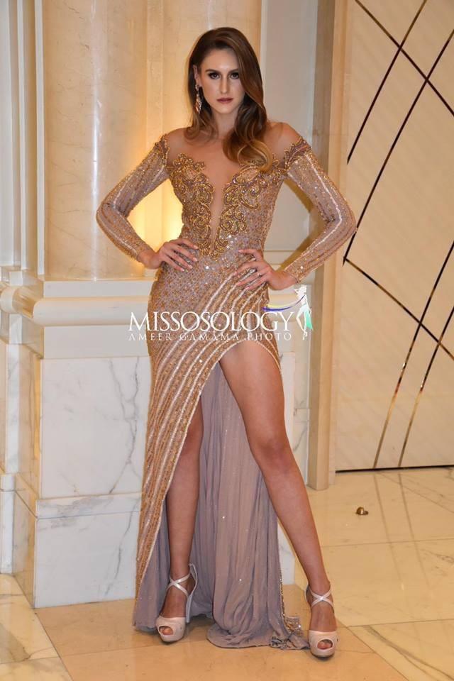 Ngân Anh trắng tay trong các phần thi phụ tại Hoa hậu liên lục địa 2018 - Ảnh 74.